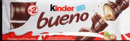 Chocolatina Kinder Bueno