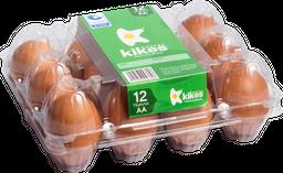 Huevos Kikes AA x 12