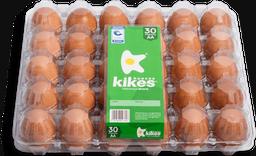 Huevos Kikes Aa 30