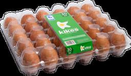 Huevos Kikes AA x 30