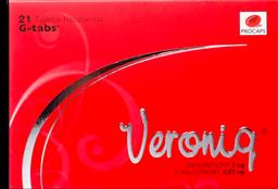 Veroniq G Tabletas