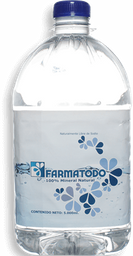 Farmatodo Agua