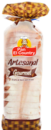 Pan El Country Pan Artesanal