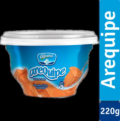 Arequipe Alpina Vaso X 220G