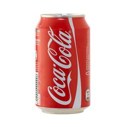 Lata Coca - Cola 330ml