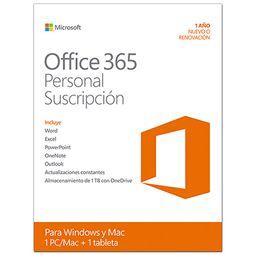 Office365 Personal - Microsoft Marca: Microsoft
