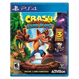 Ps4 Crash Bandicoot Trilogy Marca: Activision