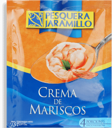 Pesquera Jaramillo Crema de Mariscos