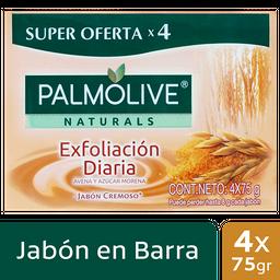 Jab PALMOLIVE Avena c azucar 4x75gr