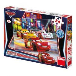 Rompecabeza Cars 31X23Cm 24Pza Cars 1 u