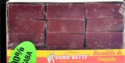 Bocadillo de Guayaba Doña Betty