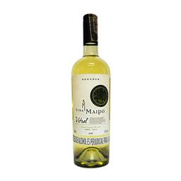 Vino Blanco Sauvignon Vitral Viña Maipo