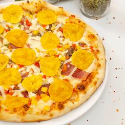 Pizza personal criolla