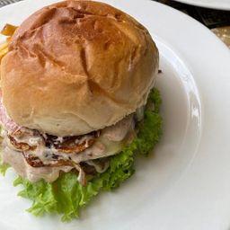 Hamburguesa de Falafel (Vegetariana)