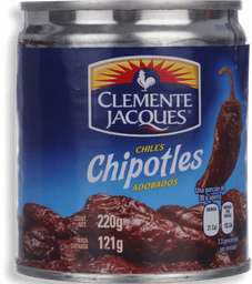 Clemente Jacques Chiles Chipotles Adobados