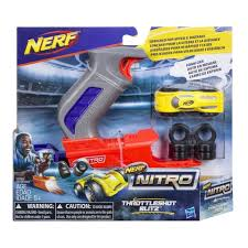 Carro Espuma Nitro Co782 Nerf 1 u