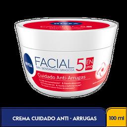 Nivea Crema Facial Cuidado Antiedad x100g