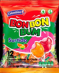 Bon Bon Bum Surtido Colombina