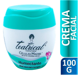 Teatrical Crema Humectante 100 G