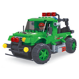 Juguete Rc Racers Construir Ox Toys 1 u