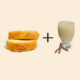 Torta de Naranja y Masato