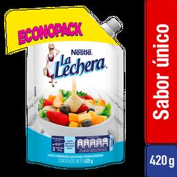 Leche Condensada LA LECHERA® Bolsa 420g