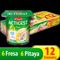 Actigest Alimento Lácteo Cuchareable