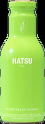 Té Hatsu Verde Botella x 400 ml