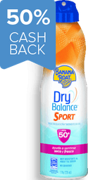 Protector Solar Banana Boat Dry Balance Sport