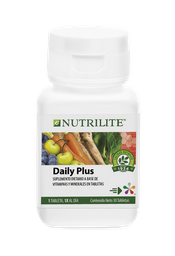 Nutrilite® Daily Plus 30 Tabletas