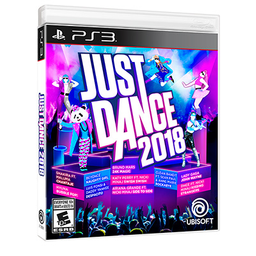 Juego Just Dance 2018 Ps3 Marca: Ubisoft