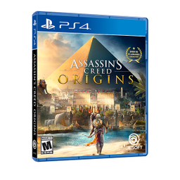 Assassins Creed Origins Ps4 Marca: Ubisoft