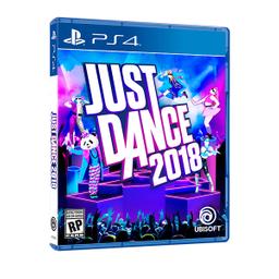 Juego Just Dance 2018 Ps4 1Und Marca: Ubisoft