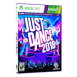 Juego Just Dance 2018 X360 Marca: Ubisoft