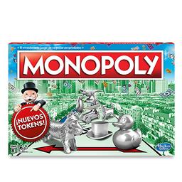 Juego Mesa Monopoly Nuevos Tok Hasbro Gaming 1 u