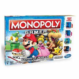 Juego Mesa Monopoly Gamer Nint Hasbro Gaming 1 U