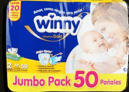 Winny Pañales Jumbo Pack