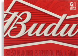 Cervezas Budweiser