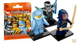 Armable Lego Minifiguras Serie Lego 1 u