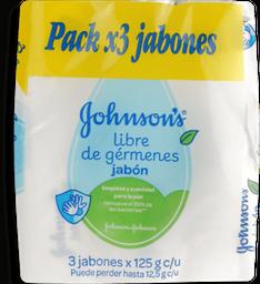 Jabón Niños y Bebes Johnson & Johnson