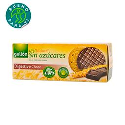 Galleta Chocolate Diet Nature  Gullon