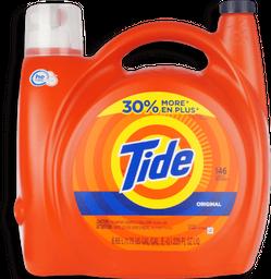 Detergente Liquido Original Tide