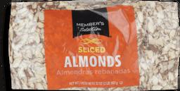 Almendras Rebanadas Member's Selection