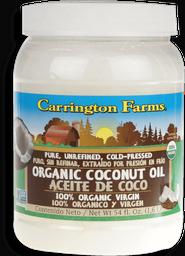 Aceite de Coco Carrington Farms