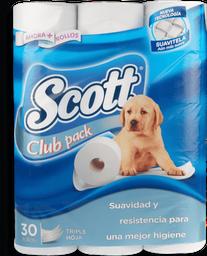 Scott Club Pack