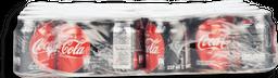 Coca - Cola Sin Azucar x24 237 Ml