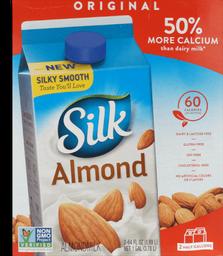 Bebida de Almendra Silk