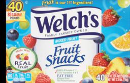 Aperitivo de Frutas Welch's