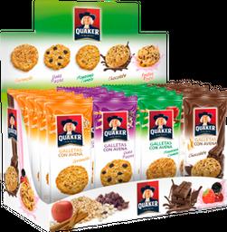 caja de galletas guaker