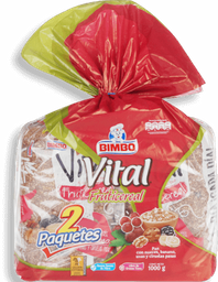 Pan Vivital fruticereal